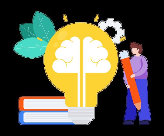 Knowledge Illustration