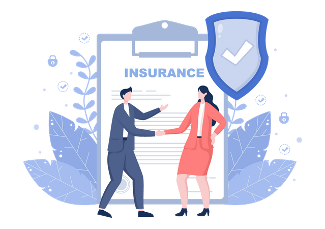 Life and Family Insurance policy Illustration