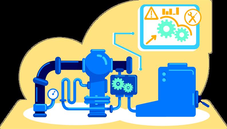 Machinery Illustration