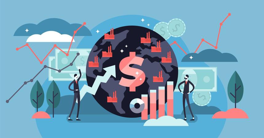 Macroeconomics Illustration