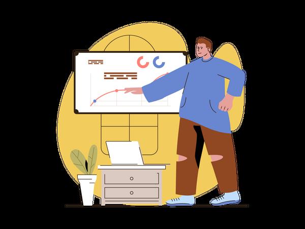 Marketing Research Illustration