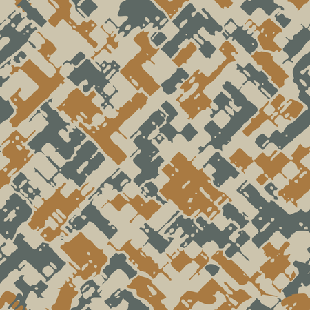 Military Camouflage Texture Illustration