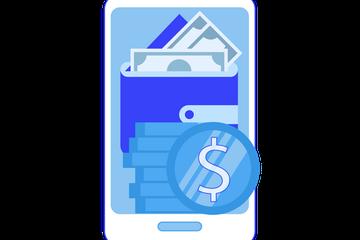 Online Payment Illustration Pack