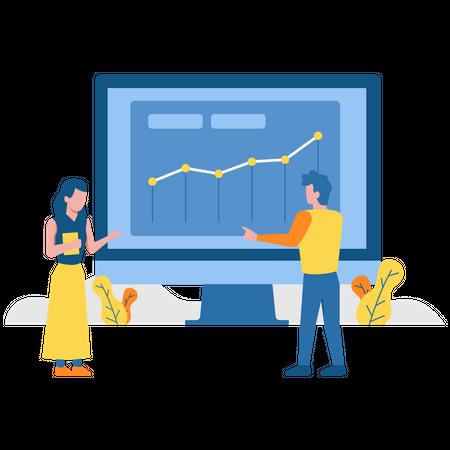 Monitoring Data Illustration