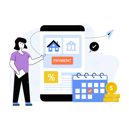 Mortgage Payment Illustration