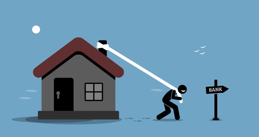 Mortgage Refinancing Loan Illustration