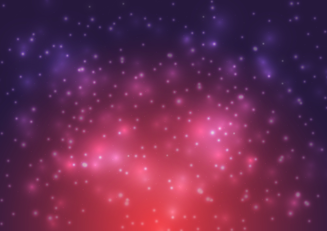 Night sky background Illustration