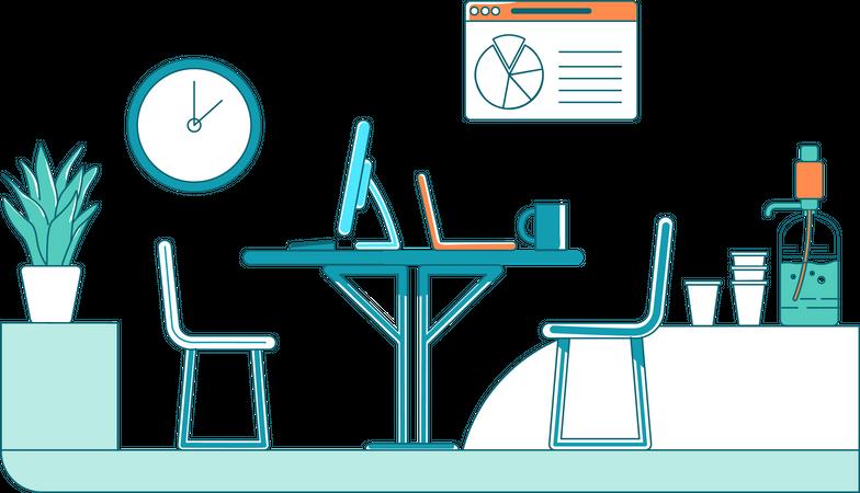 Office Illustration