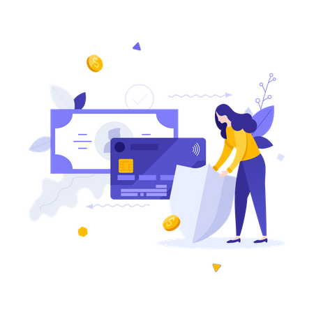 Online Payment Security Illustration