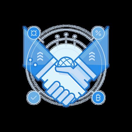 Partnership Illustration