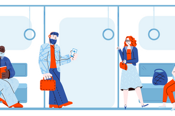 Subway Illustration Pack