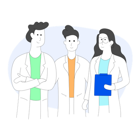 Physicians Illustration