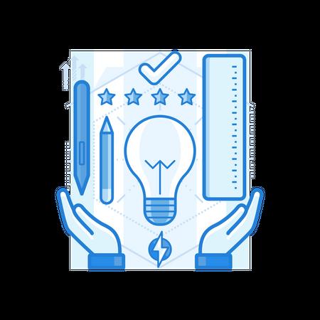 Premium Services Illustration