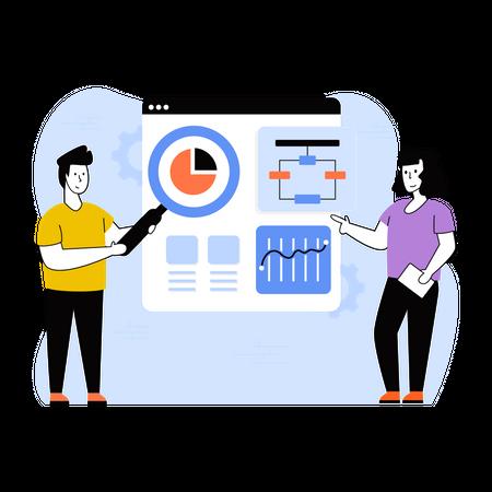 Process Analysis Illustration