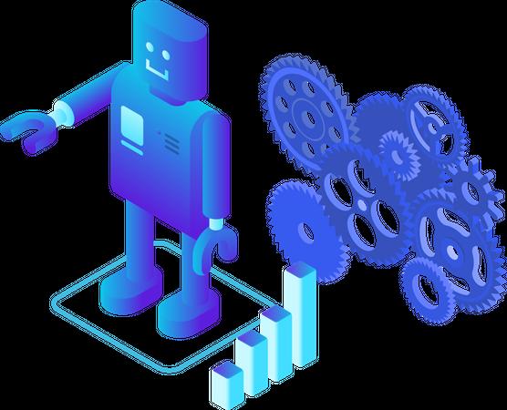 Process Automation Illustration