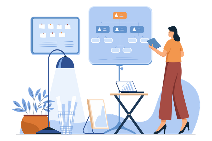 Process Management Illustration