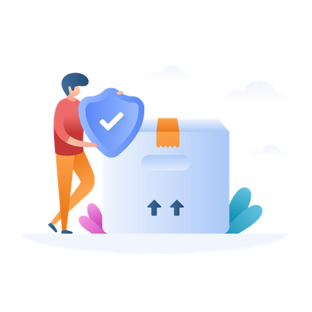 Product Security Illustration