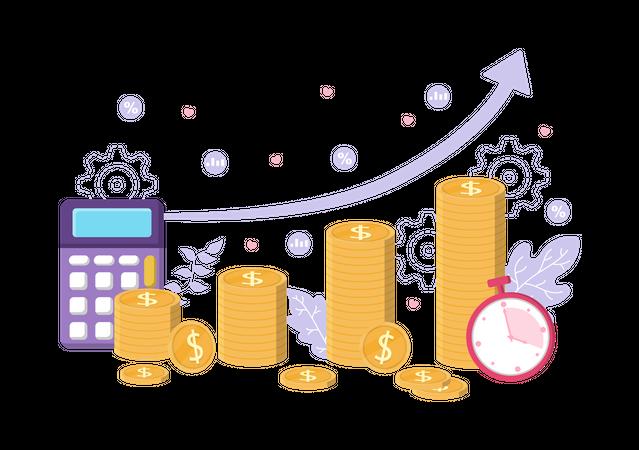 Profit Calculation Illustration