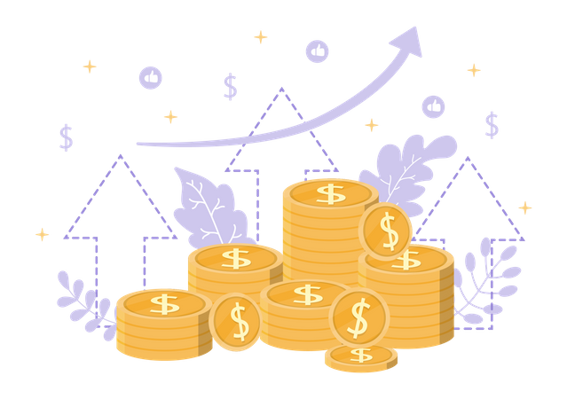 Profit Growth Illustration