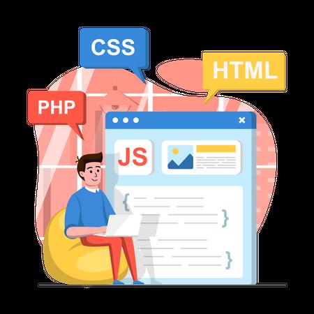 Programming Illustration