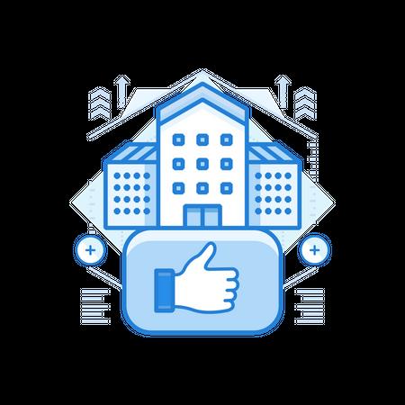 Property Feedback Illustration