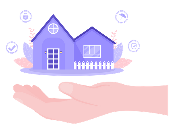 Property Insurance Illustration