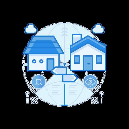 Property Options Illustration