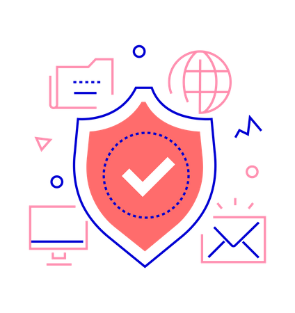 Protection Illustration