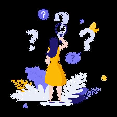 QA Service Illustration