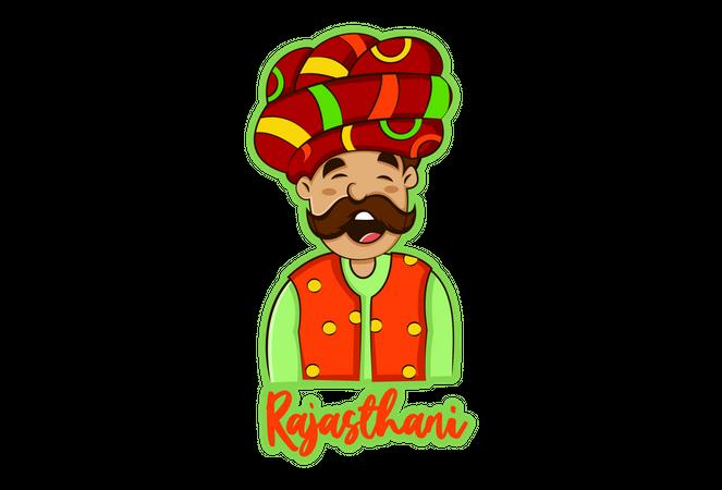 Rajasthani Illustration
