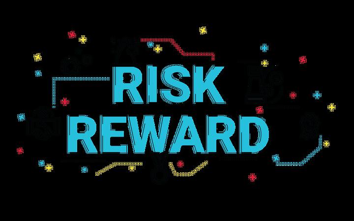 Risk And Reward Illustration