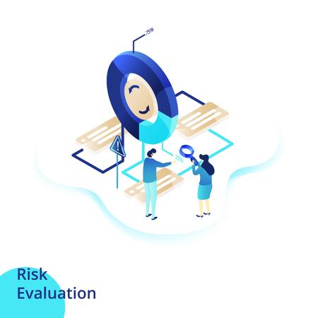 Risk Evaluation Illustration