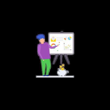 Savings Plan Illustration
