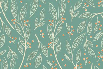 Floral Patterns Illustration Pack