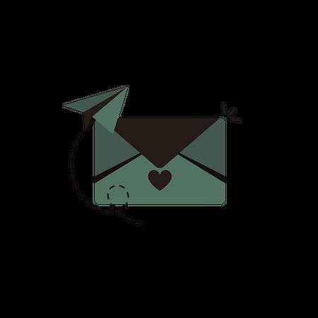 Send Letter Illustration