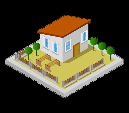 Shelter Illustration