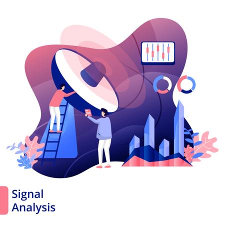 Signal Analysis Illustration