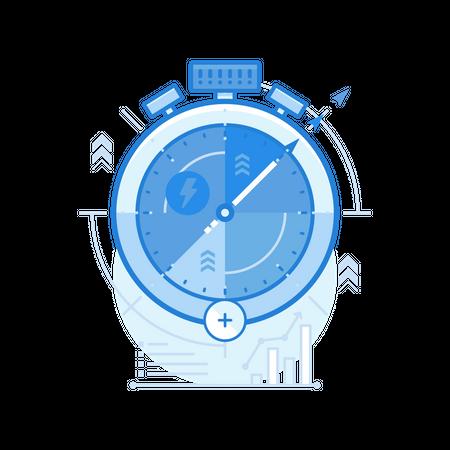 Speed Optimization Illustration