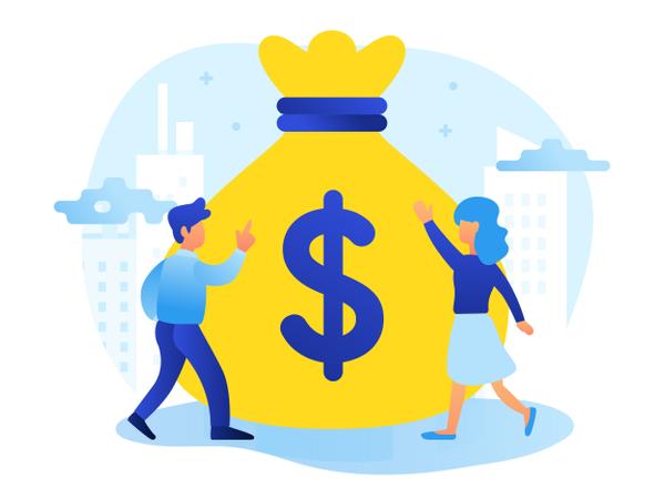 Sponsorship Investment Illustration
