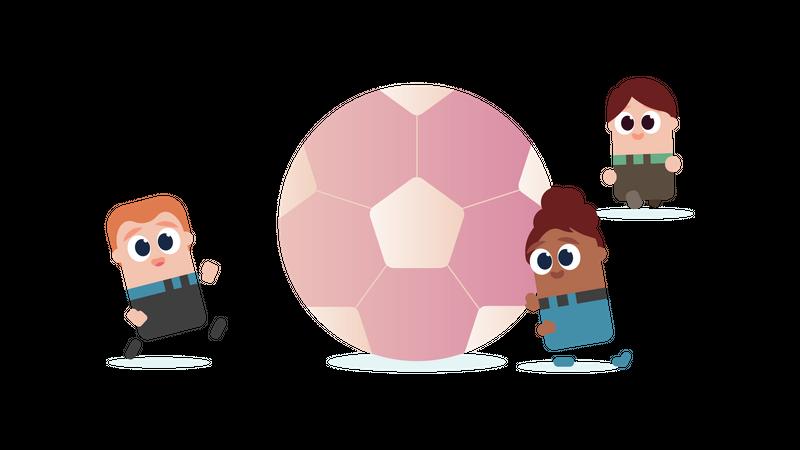 Sports Illustration
