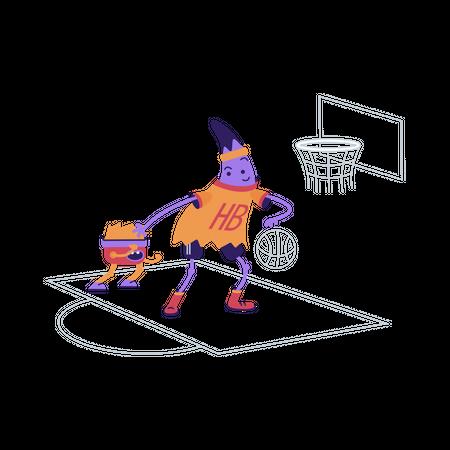 Sports activities Illustration