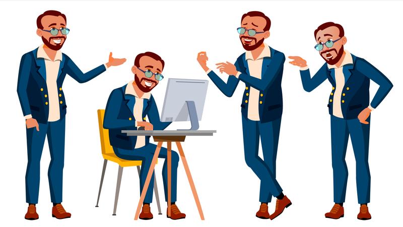 Startup Culture Illustration