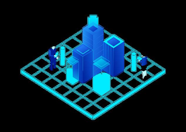 Storage Management Illustration