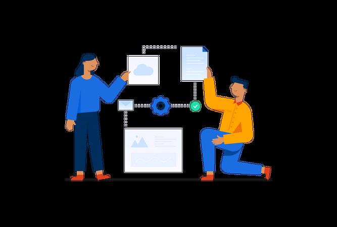 System Automation Illustration