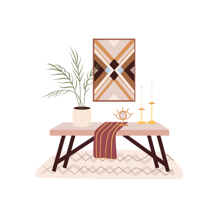 Table Illustration