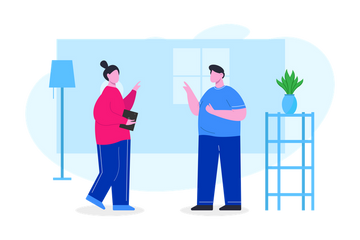 Teamwork Illustration Pack