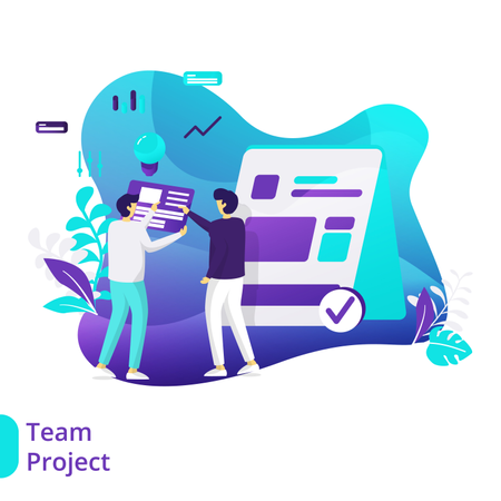 Team Project Illustration