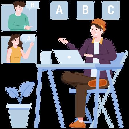 Testing Product Illustration