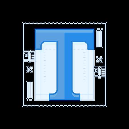 Typography Illustration