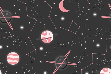 Made Of Stars Illustration Pack